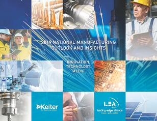 2019 LEA Manufacturing Outlook Survey - Manufacturing Accounting