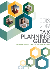 2019 Tax Planning Guide - Keiter CPA
