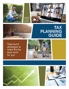 2020-2021 Tax Planning Guide thumbnail - Keiter CPA