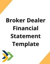 Broker Dealer Financial Statement Template (1)