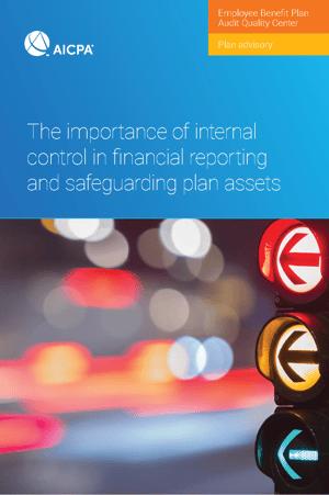 EBPAQC Internal Control Financial Reporting Safeguarding - Keiter CPA