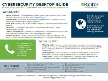 Cyber Security Desktop Guide - Virginia CPA Firm